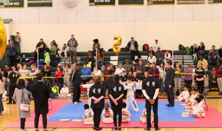 2018 U.S.T.E.F OPEN TAEKWONDO CHAMPIONSHIP PHOTO GALLERY