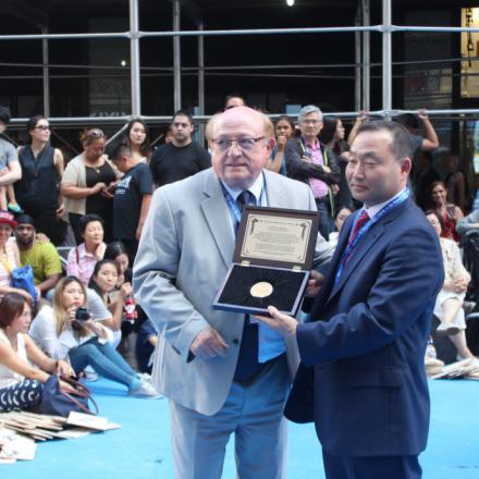 2016 NY Festival Award Ceremony