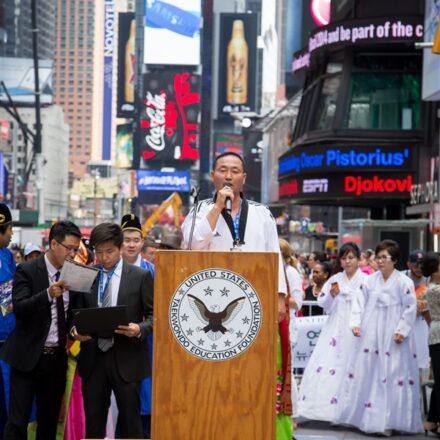 2014 뉴욕 태권도 페스티벌